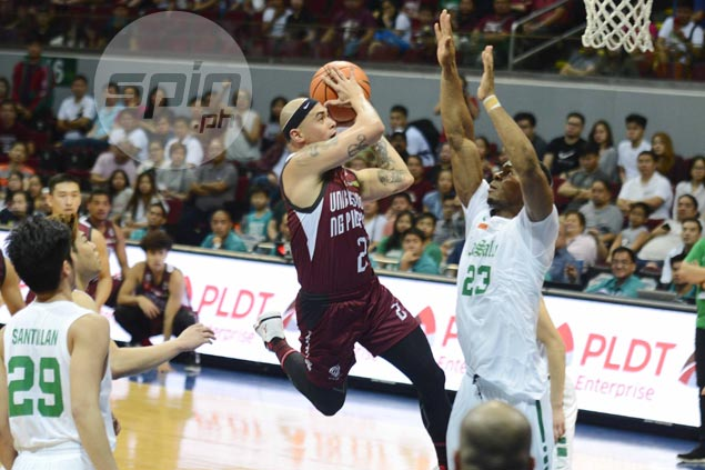 Preliminary injunction allows UP cager Rob Ricafort to keep playing in UAAP season