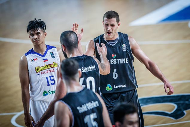 Reality check for PH Team as late rally falls short vs Palestine club in Champions Cup
