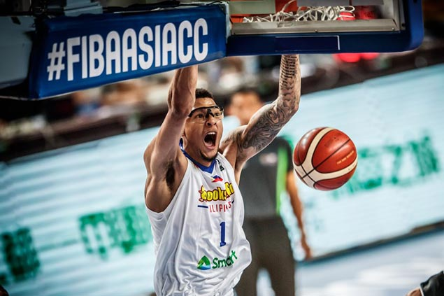 Austin posts double-double, CBC hits eight treys as PH team downs Thai club in Fiba Asia Champions Cup