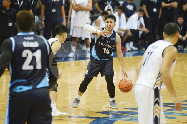 Jerie Pingoy repays coach Franz Pumaren's faith with solid performance in surprise start