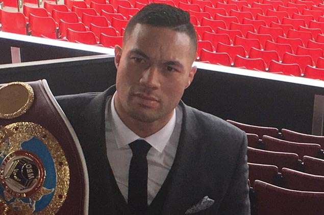 Joseph Parker outpoints Hughie Fury to retain WBO heavyweight title
