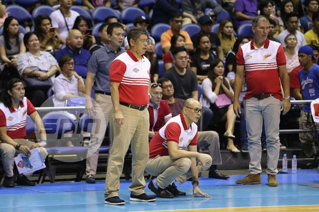 SMB coach Leo Austria unfazed in facing crowd darling Ginebra armed with twice-to-beat edge