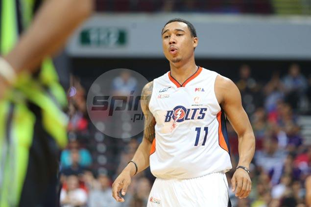 Chris Newsome earns PBA Player of the Week citation as Meralco scores two big wins en route to No. 1