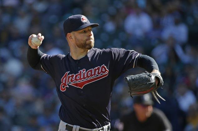 Corey Kluber posts double-digit Ks anew to notch 18th win as Indians beat Mariners