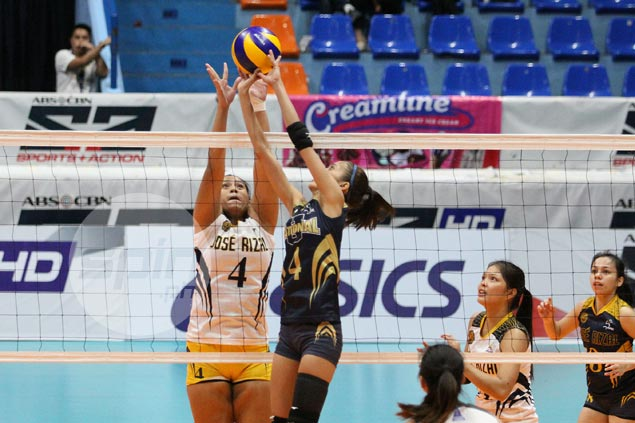 NU Lady Bulldogs rip JRU Lady Bombers to extend unbeaten run to four