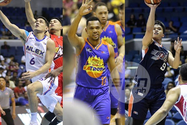No favoritism among his teams as MVP just proud that Meralco, TNT, and NLEX are all in the playoffs