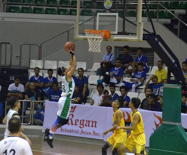 Las Pinas posts back-to-back wins to take South Division lead in MBT