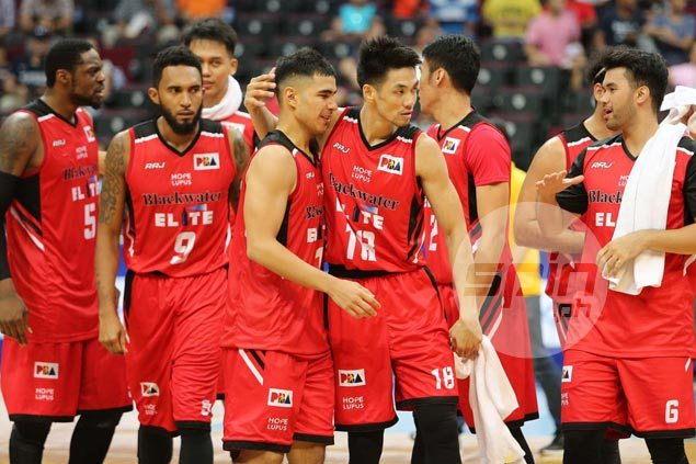 Allein Maliksi comes up clutch as Blackwater stuns top seed Meralco to force quarterfinal decider