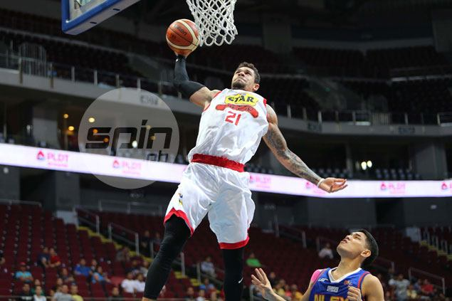 Star slams door shut on NLEX Cinderella run to book first berth in Governors Cup semifinals