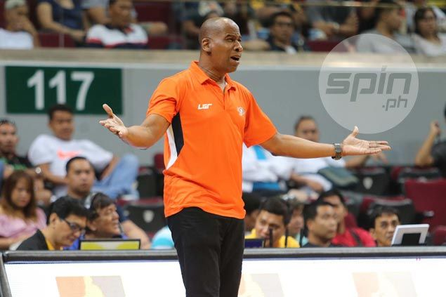 Norman Black refuses to blame fatigue factor for top-seed Meralco's shocking loss to Blackwater