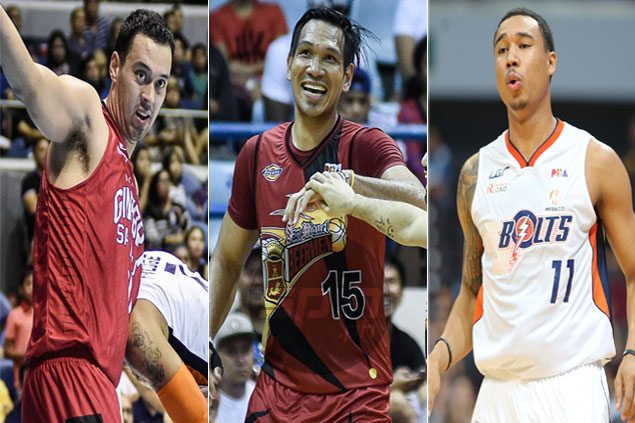 June Mar Fajardo on pace for fourth MVP nod as SMB giant leads Newsome, Slaughter in BPC race