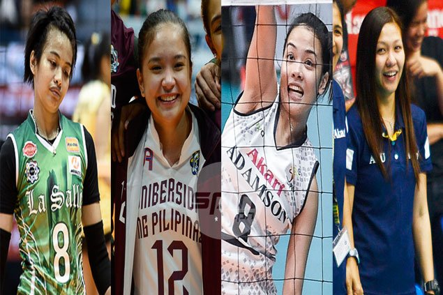 Galanza injury scare adds to recent string of gruesome injuries on UAAP lady spikers. See LIST