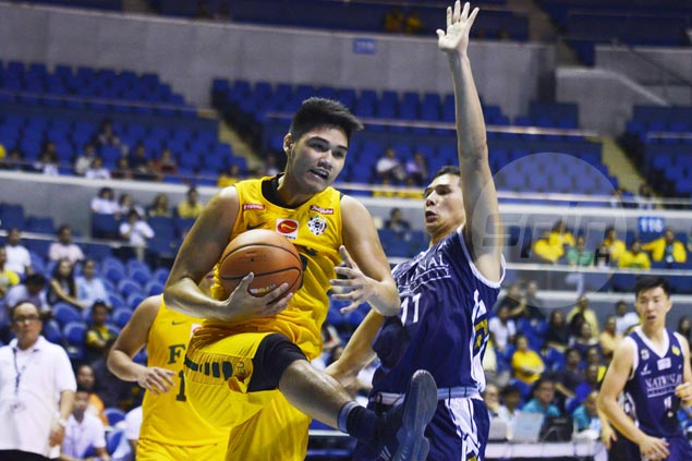 Coach Olsen Racela lauds Arvin Tolentino for effort to do more than just score