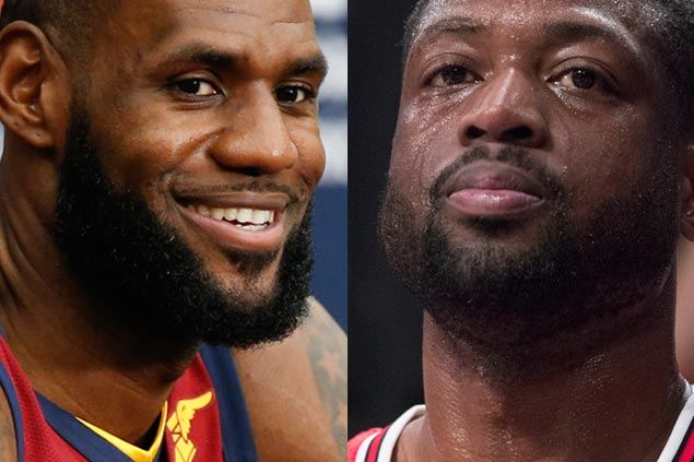 Dwyane Wade set to sign with Cavaliers and reunite with LeBron James, says source
