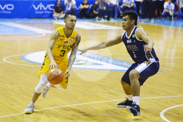 Steadily adapting to UAAP play, Jasper Parker delivers for FEU in the endgame