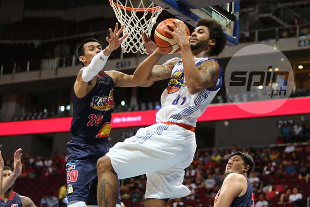 Glen Rice Jr. finds no consolation in blazing finish as flat start proves too costly for TNT