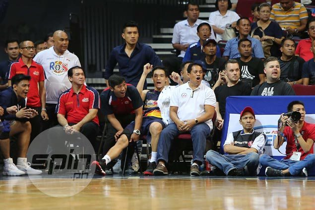 James Yap uncertain for quarterfinals decider as ROS star opts to rest minor hamstring injury