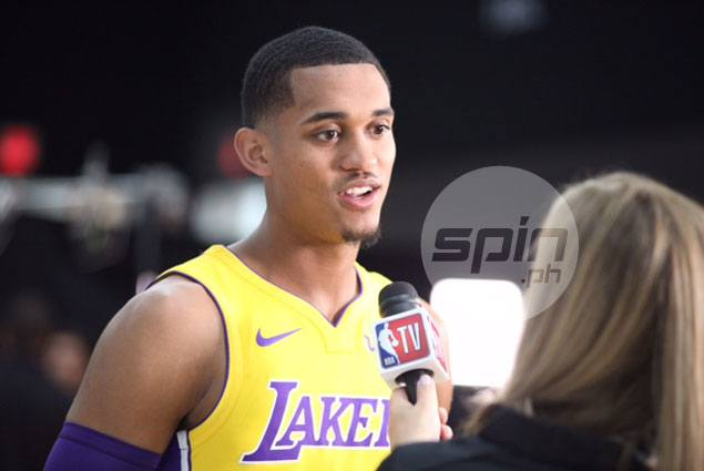 Jordan Clarkson yet to give up on wish to play for Gilas: 'Hopefully, one day I'll be suiting up'