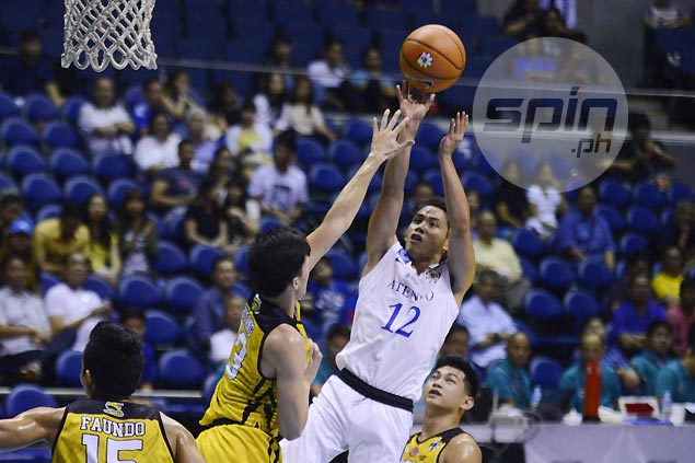 Matt Nieto happy to see hard work in offseason pay off with improved three-point shooting
