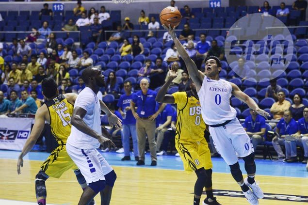 Thirdy Ravena lauds Marvin Lee in leading gritty UST stand that fell short vs Ateneo