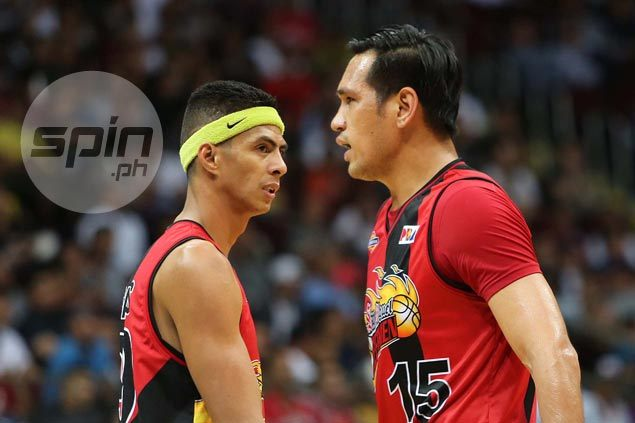Arwind Santos laments wasted grand slam chance for SMB: 'Napaghandaan kami ng Ginebra'