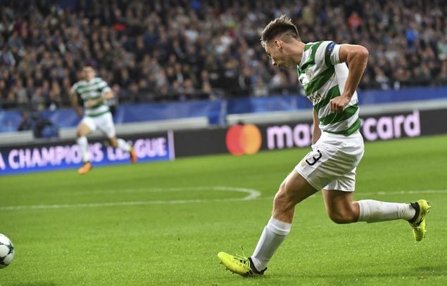 Celtic scores important away win over Anderlecht in Champions League