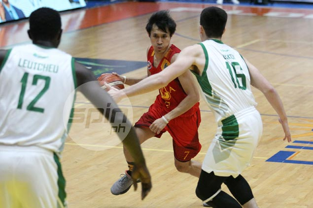 Mapua Cardinals rally to defeat CSB Blazers and arrest 11-game slide