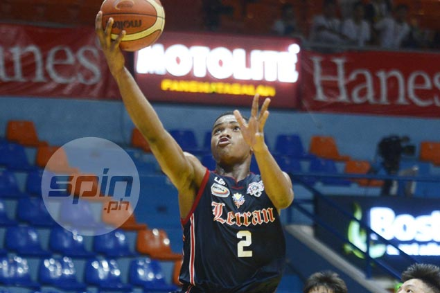 Letran Squires survive scare, outlast listless EAC Brigadiers in overtime