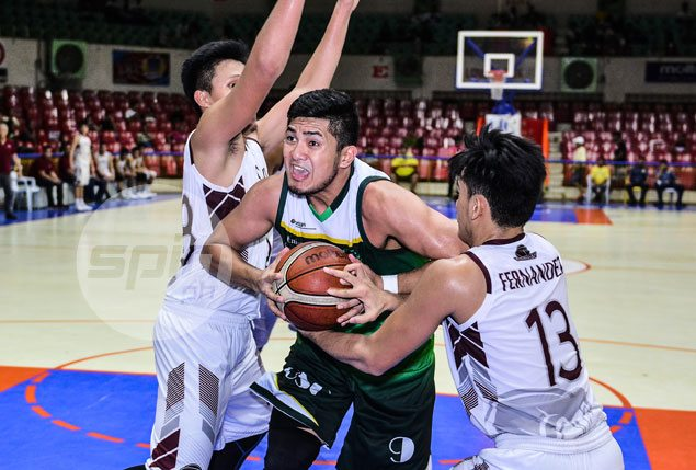 USC Warriors blow 23-point lead but recover in time to turn back SWU Cobras