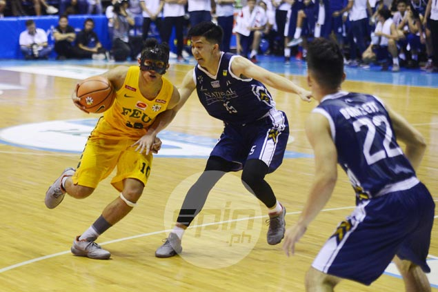Wendell Comboy gradually regaining confidence in playing with mask to protect fractured nose
