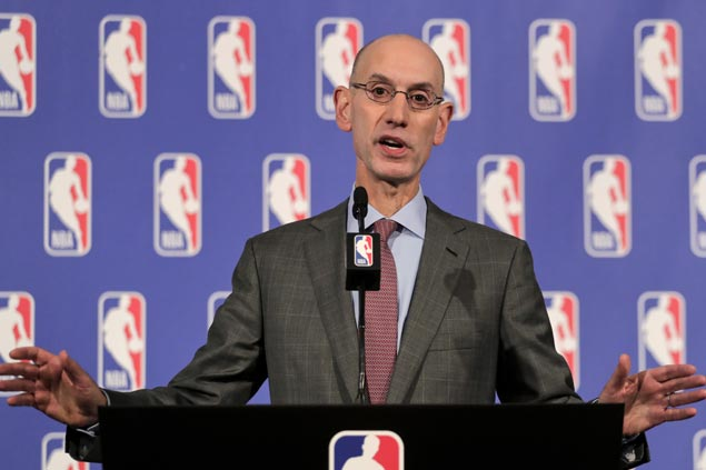 With new season approaching, NBA reminds teams of anthem rule