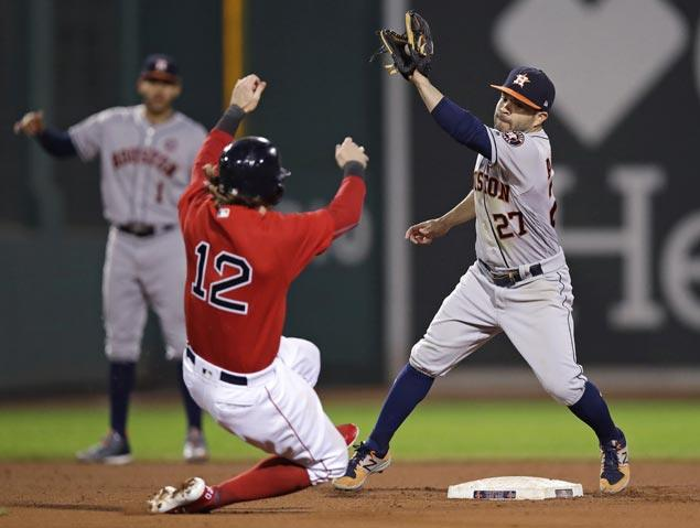 Astros prevent Red Sox from clinching American League East