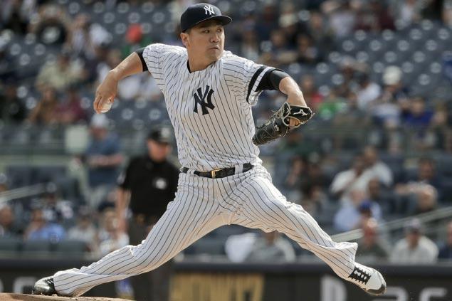 Masahiro Tanaka Ks 15 as Yankees beat Jays to stay on edge of contention in AL East
