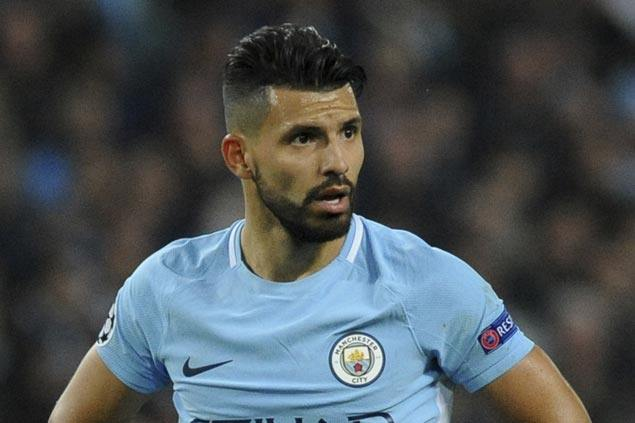 City striker Sergio Aguero breaks his rib in car crash, out for EPL match against Chelsea