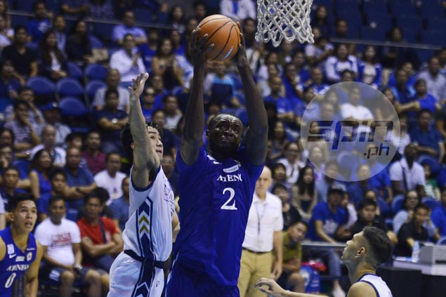 Ikeh credits Ateneo coaches for improved confidence in taking and making three-pointers