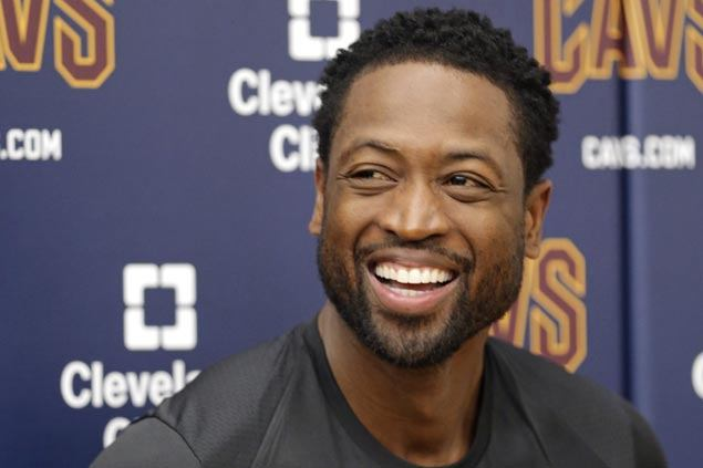 Wade on choosing to play with LeBron in Cavs: 'Like peanut butter and jelly, we just go together'