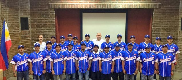 Young Philippine squad set to participate inAsian Baseball Championship in Taiwan