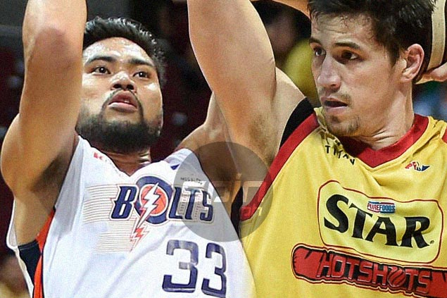 Ranidel de Ocampo relishes 'classic' individual matchup with Marc Pingris as Meralco, Star start semis series