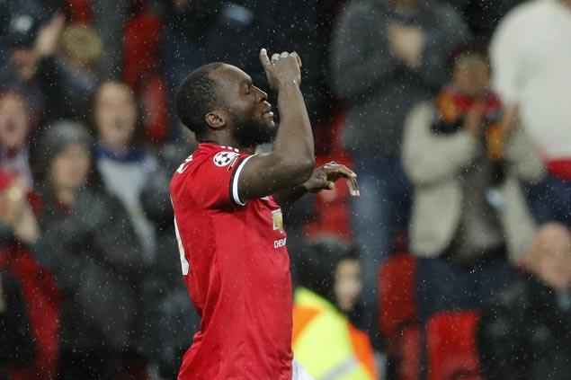 Romelu Lukaku extends scoring streak as Man United downs Palace