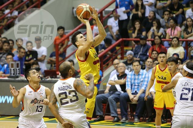 Marc Pingris rues Meralco gave Star a dose of its own defensive medicine in sorry Game 1 loss