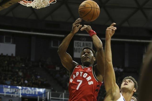 Toronto Raptors use balanced attack to beat LA Clippers