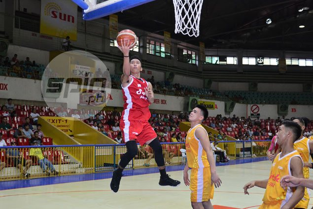 Rey Suerte shines brightest as South beats North in Cesafi All-Star Game