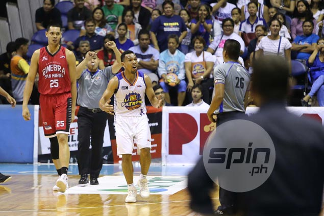 No excuses for Jayson Castro as TNT star admits Ginebra simply dominant in semis series opener