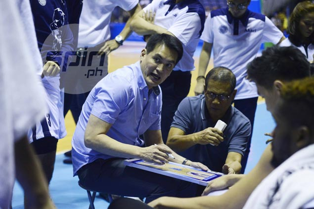 Tough schedule gets tougher for Adamson as Falcons brace for strong bounce back from UP, Desiderio