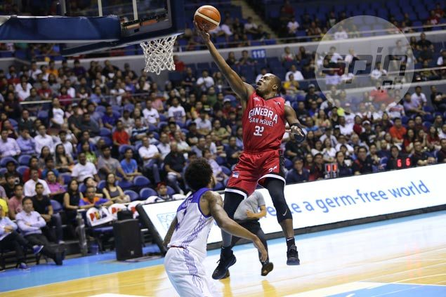 Justin Brownlee glad Ginebra has size advantage this time but braces for tough TNT fightback