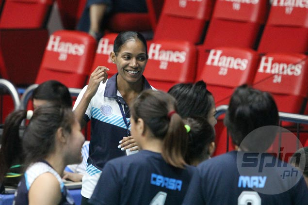 Airess Padda hoping someone would step up in absence of Jema Galanza: 'Somebody's got to do it'