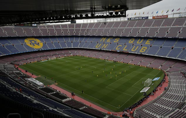 FC Barcelona joining strike against Spanish government's actions in Catalonia independence vote