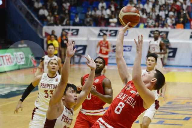 San Beda Red Lions stretch streak to 13 with close win over Perpetual Help Altas