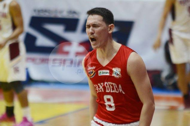 Lions star Robert Bolick admits taking Altas lightly: 'I thought it will be a walk in the park'