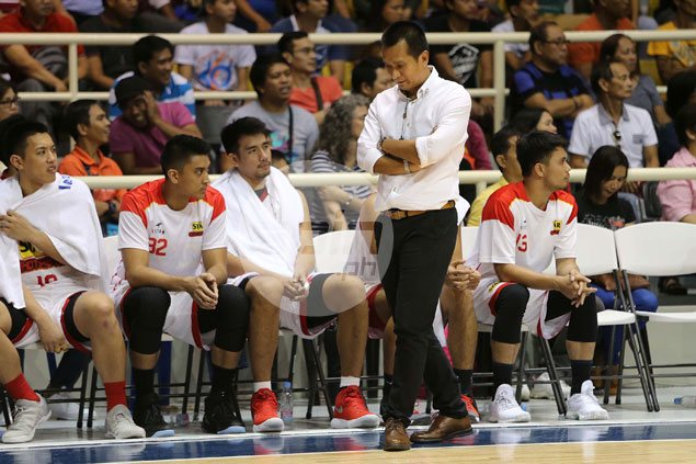 Paul Lee ruled out for semis but Victolero still confident despite Star on brink of elimination